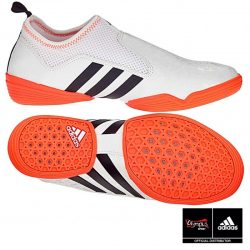 TRAINING SHOES ADIDAS THE CONTESTANT WHITE/RED - ADITBR01