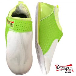 Training Shoes Olympus KICK LITE Mesh Green/White
