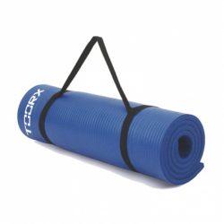 Στρώμα γυμναστικής NBR με ιμάντες 172x61x1,2cm Toorx