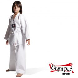 TAEKWONDO ΣΤΟΛΗ - TAEKWONDO UNIFORM - KYORUGI RIBBED