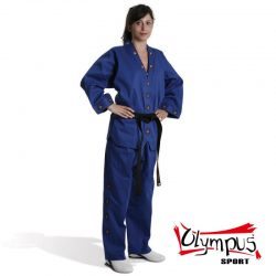 Taekwondo Uniform - CHARISMA Blue