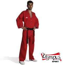 Taekwondo Uniform - CHARISMA Red