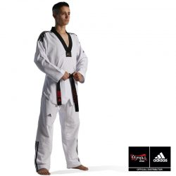ΣΤΟΛΗ TAEKWONDO ADIDAS FIGHTER III STRIPES