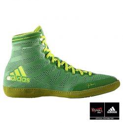 Wrestling Shoes adidas adiZero XIV VARNER Flash Lime / Solar Yellow – S77932