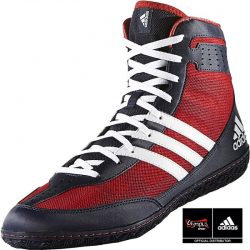 Wrestling Shoes Adidas MAT WIZARD 3 S77971 - Scarlet / Black