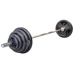 Σετ Ολυμπιακών Βαρών 130 kg