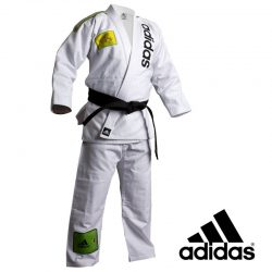 Ju-Jutsu Uniform Adidas Brazilian White