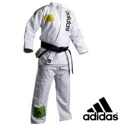 Ju-Jutsu Uniform Adidas Brazilian White