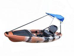 Professional Fishing Kayak GOBO DOFINE SOT Ενός Ατόμου