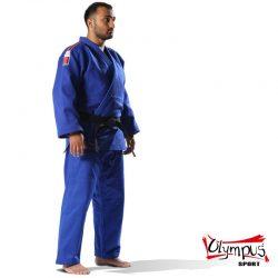 Στολή Τζούντο Olympus Competition 730gr/m2 Blue