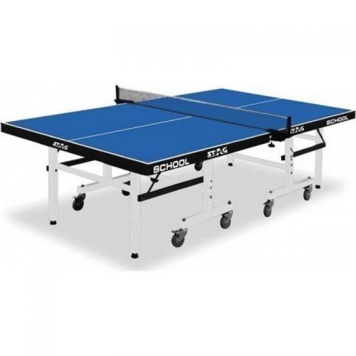 Τραπέζι Ping Pong Stag School Μπλε 42897