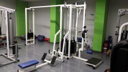 Σταθμός προπόνησης Fitness-Sport