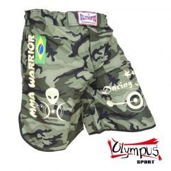 MMA Trunk Warrior Camouflage