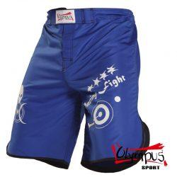 MMA Trunk Warrior Blue