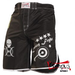 MMA Trunk Warrior Black