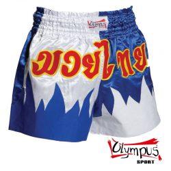 Shorts Olympus - Blue/White Flame