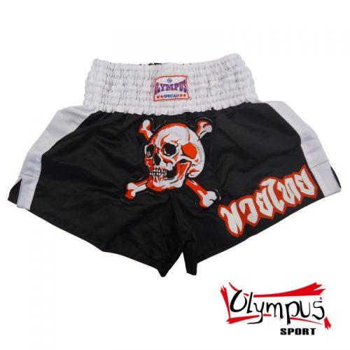 Shorts Olympus - Black SCULL