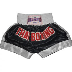 ΣΟΡΤΣΑΚΙ THAI BOXING OLYMPUS STAR AND STRIPES BLACK