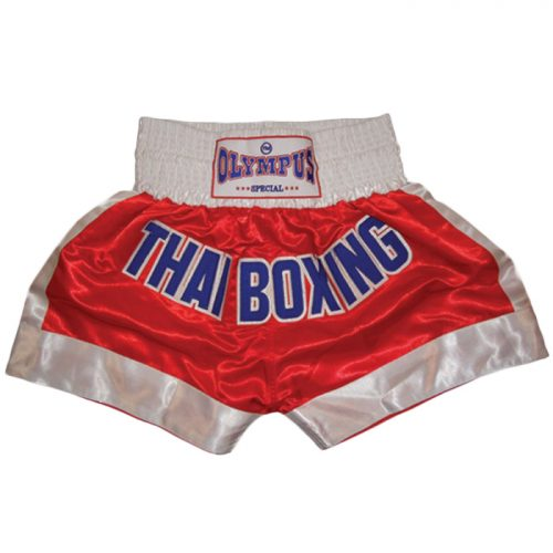 ΣΟΡΤΣΑΚΙ THAI BOXING OLYMPUS STAR AND STRIPES RED