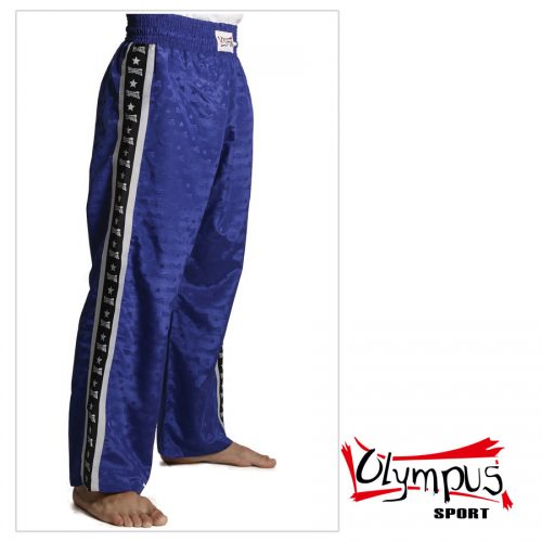 Trousers Olympus Light Polyester Blue