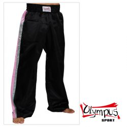 Trousers Olympus Free Style - Black/Pink/Grey