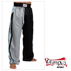 Trousers Olympus Free Style-Black/Grey/Blue