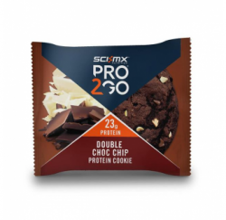 Pro 2 Go Cookie 75g (Sci-MX) Double Chocolate Chip