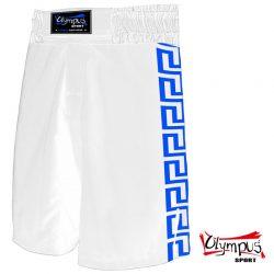 MMA FIGHT TRUNK OLYMPUS PATRIOT WHITE