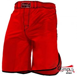 MMA FIGHT TRUNK OLYMPUS GRUNGE RED/BLACK