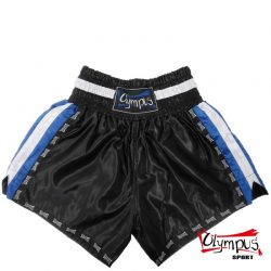 Shorts Olympus Thai Satin HELLENIC Stripes