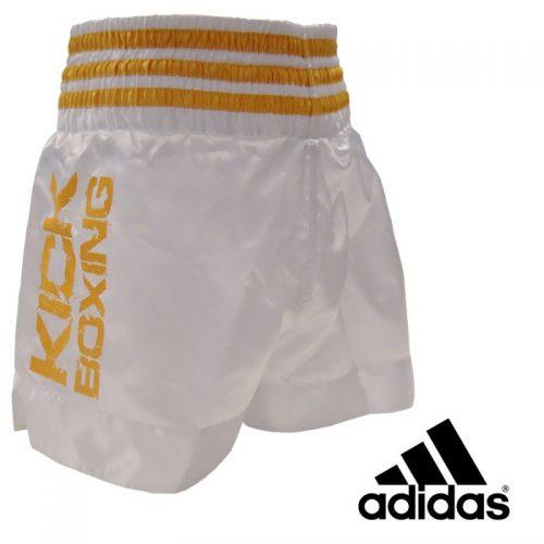 Kickboxing Shorts Adidas Satin - ADISKB02