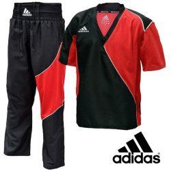 Kickboxing Uniform Adidas Satin – ADITU010