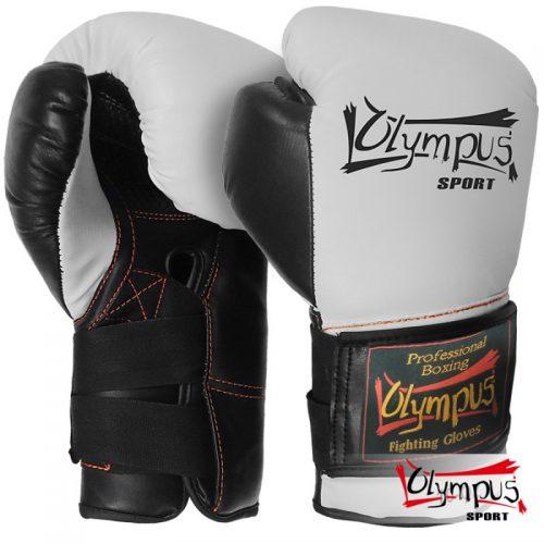Γάντια Μπόξ DOUBLE STRAP Meco Rexene Olympus