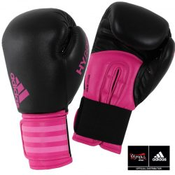 BOXING GLOVES ADIDAS LADIES HYBRID 100 DYNAMIC FIT BOXING - ADIHDF100