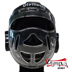 Head Guard Foam Full Protection PC Mask