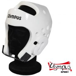 ΚΑΣΚΑ TAEKWONDO WTF HEAD GUARD FOAM WTF STYLE COMPETITION- RED