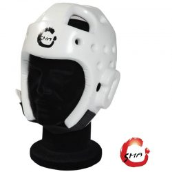 ΚΑΣΚΑ TAEKWONDO HEAD GUARD FOAM WTF COMPETITON SMA (WTF Approved)- WHITE