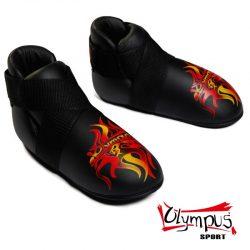 Semi Contact Shoes PVC - FLAME