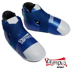 Semi Contact Shoes PVC - Competition Blue / White