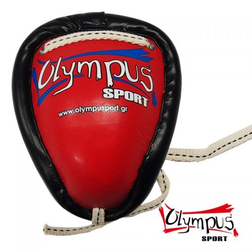 RGP Groin Protector Olympus by Raja Thai Style with Steel Cup