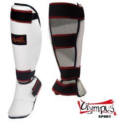 Shin Instep Guard Olympus - Kick PVC