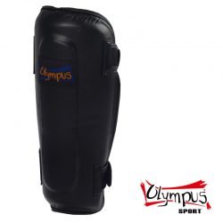 SHIN GUARD OLYMPUS - PU EXTRA PROTECTION