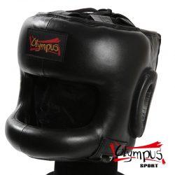 Head Guard Olympus - FULL FACE Leather