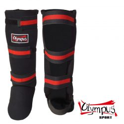 Shin Instep Guard Olympus - Low Kick Cotton Curve Hard .