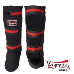 Shin Instep Guard Olympus - Low Kick Cotton Curve Hard .