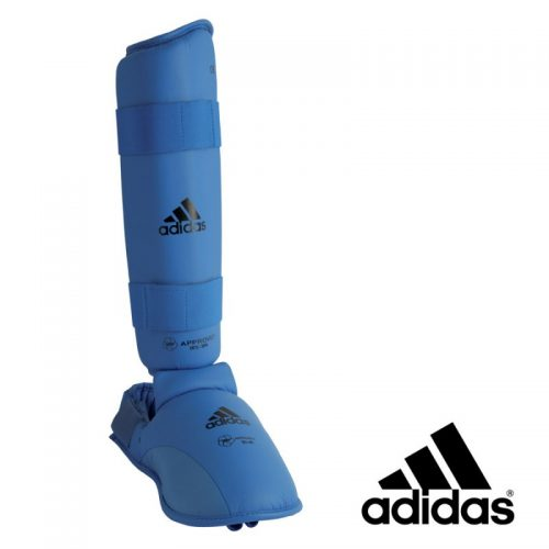 Karate Shin Instep Guard Adidas Official WKF Approve