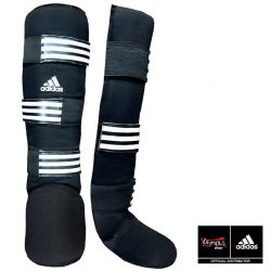 SHIN INSTEP GUARD ADIDAS COTTON CURVED ADIGSS013