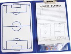 Coaching Board μαγνητικό ταμπλό ποδοσφαίρου Amila 41958
