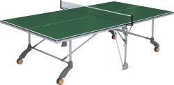 Τραπέζι πινγκ πονγκ εσωτερικού χώρου AMILA Terra πράσινο (42810)