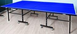 Τραπέζι ping pong D9806 εξωτερικού χώρου Μπλε 42868
